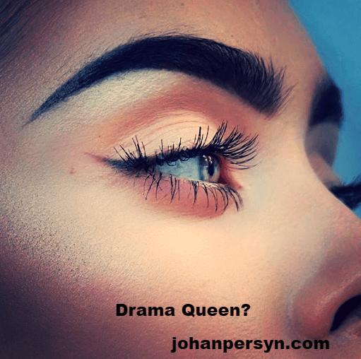 drama queen johanpersyn.com VKoN